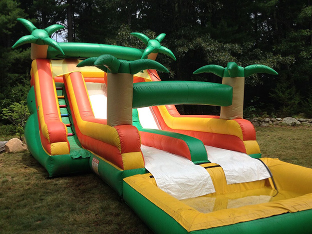 Anchor inflatables with Penetrators