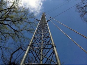 towers and poles