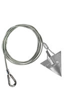 arrowhead anchors