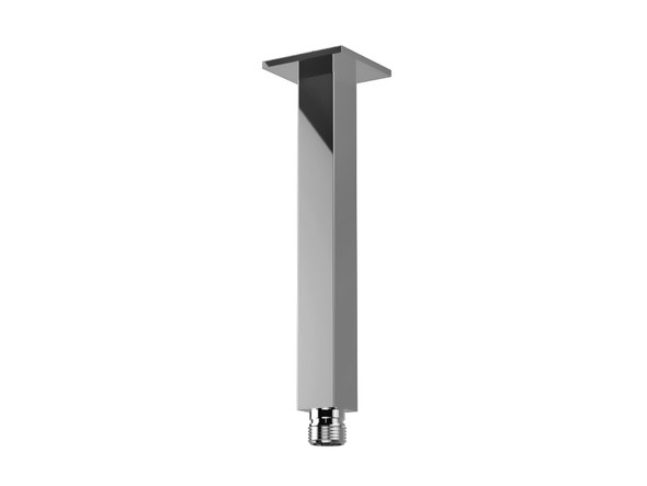 Shower dropper- Manufactured from high quality solid brass with a highly polished chrome finish.