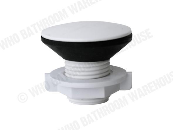 Geberit Cistern Plug Spare Parts Toilet (White) - 12310