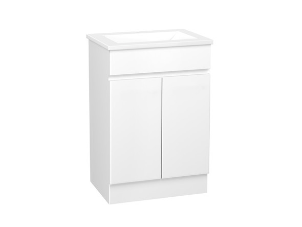 Beautifully manufactured from the highest quality materials and coated with white two pack finish. Clean design with stylish square handles (Sold Separately). This Product is supplied Flat Pack