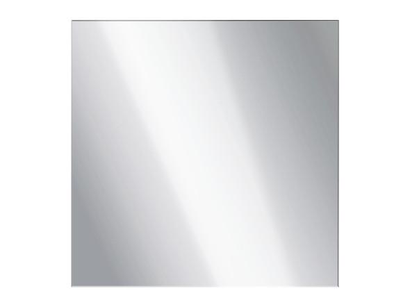 Flat Panel Mirror 1200 x 1200 Polished Edge Mirror - 12457