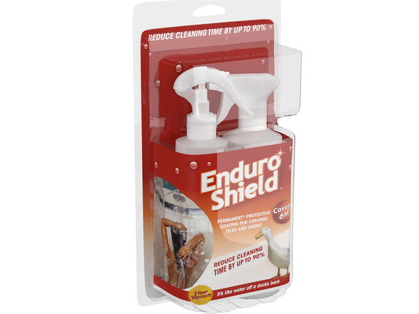 Enduro Shield Tile & Grout 125ml Kit Cleaning Miscellaneous - 12627