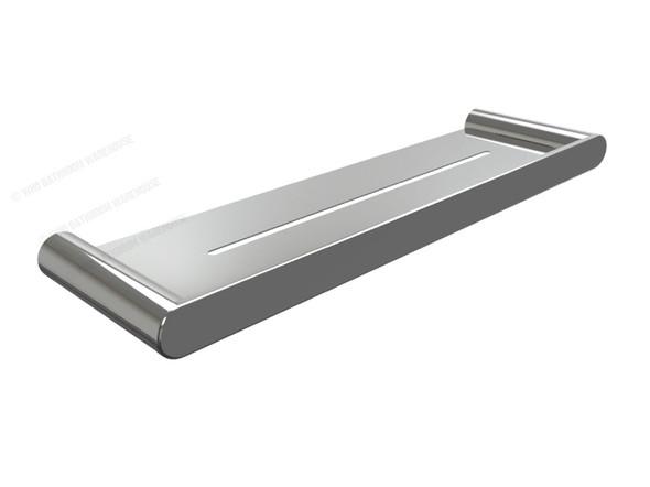 Kylie Shower Shelf Bathroom Accessory (Polished Chrome) - 12763