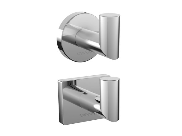 The ultimate in quality style class and value. The Vanna brand has become synonymous with premium quality bathroom accessories throughout Australia and New Zealand. Drawing from current architectural influences Vanna accesories have been designed and developed in Australia to meet our own high standards of quality and style. We manufacture all of our products from engineering grade solid brass followed by a rigourous polishing process prior to undergoing their premium chrome electroplate finish. Our Sure-Fix cast mounting brackets which are standard across the range ensure your accessories will hold tight and perform flawlessly year after year.