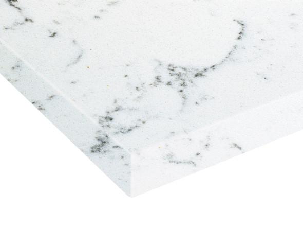 Carrara 1800 Quartz Stone Benchtop (Gloss) - 13130