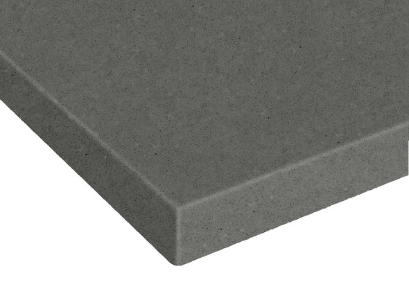 Polished Concrete 1200 Quartz Stone Benchtop (Gloss) - 12917