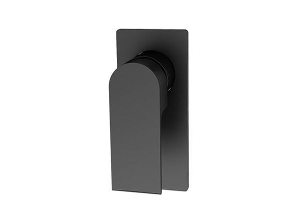 Vitra  Wall Mixer Tap (Matt Black) - 13337