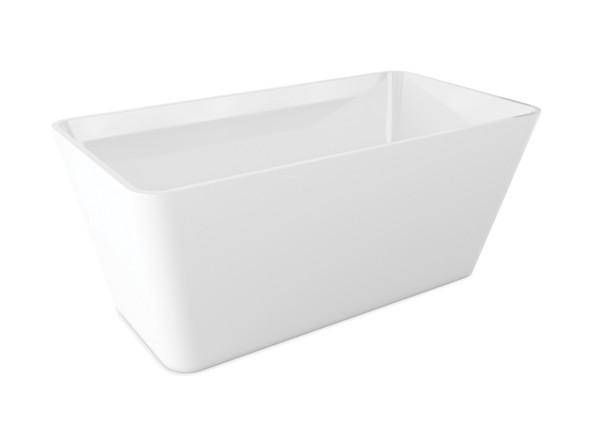 Parkdale XI 1300mm Free Standing Bath (White) - 13355