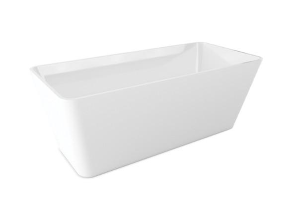 Parkdale XI 1480mm Free Standing Bath (White) - 13356