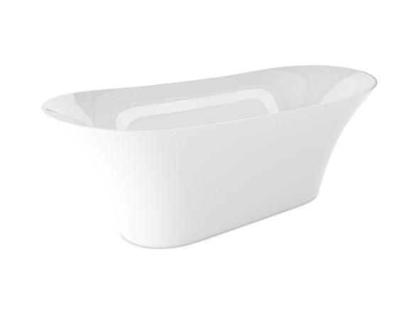 Toorak XI 1800mm Free Standing Bath (White) - 13369