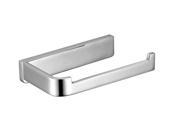 Victor  Toilet Roll Holder Accessory (Chrome) - 13525