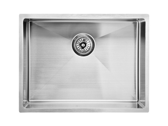 Mayfair 540 Kitchen Sink/Trough (Linished Stainless) - 13648