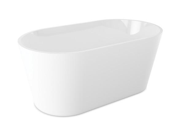 Malvern XI 1300mm Free Standing Bath (White) - 13352