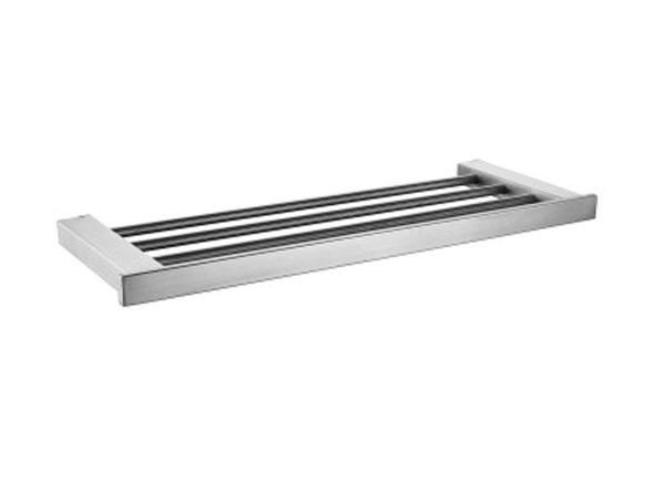 Celia  Towel Rack Accessory (Chrome) - 13495
