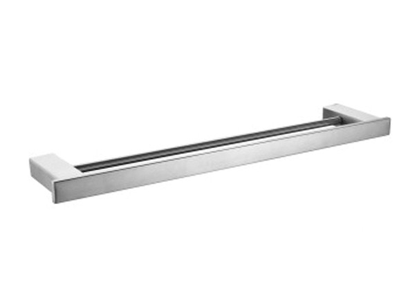 Celia 600mm Double Towel Rail Accessory (Chrome) - 13497