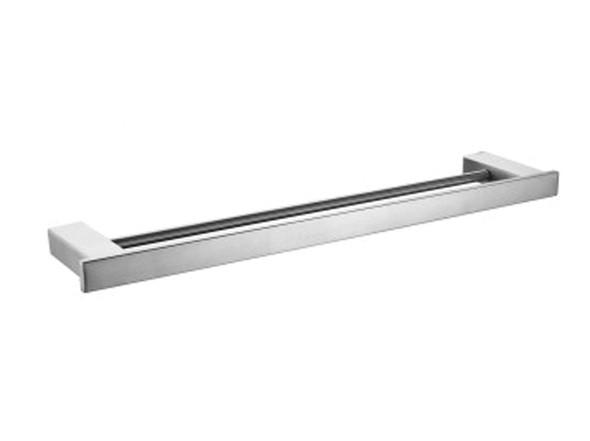 Celia 800mm Double Towel Rail Accessory (Chrome) - 13500