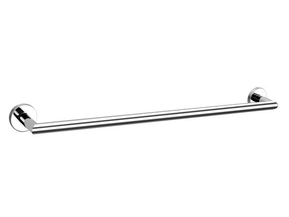 Dolce 900mm Single Towel Rail Accessory (Chrome) - 13517