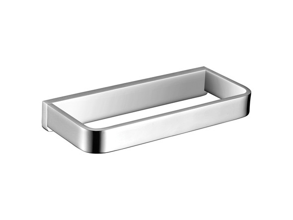 Victor  Single Towel Ring Accessory (Chrome) - 13522