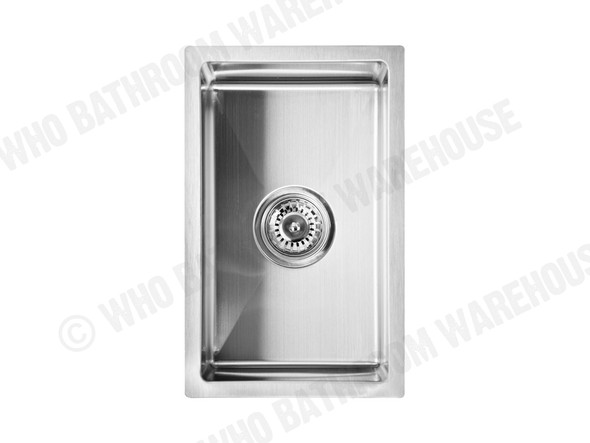 Mayfair 200 Kitchen Sink/Trough (Linished Stainless) - 13646