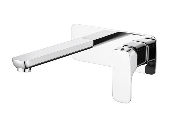 Latest design combination bath mixer/filler - Highest quality ceramic disk operation - Single lever mixer controls both water temperature and flow - Manufactured from high quality solid brass with a highly polished chrome finish.Ì»åä_WELS approved for use over a basin.