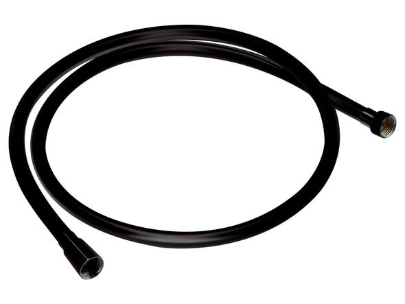 Spiral flex hose for hand showers.
