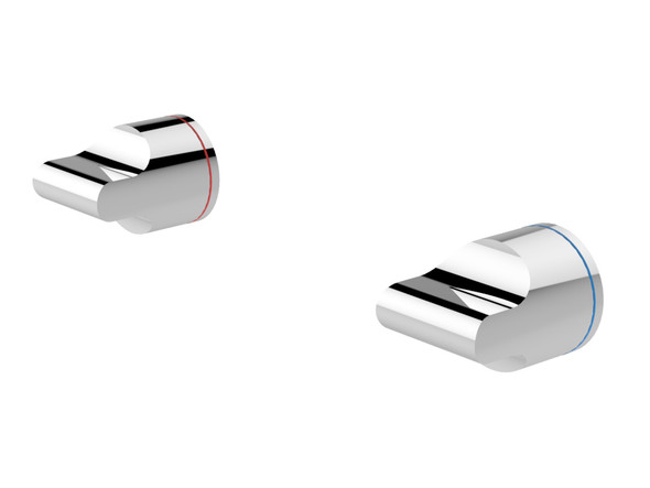 Pearl Wall Top Set Tap (Chrome) - 13914