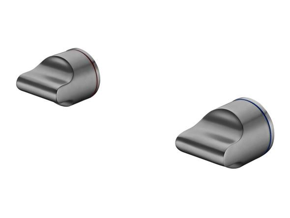 Pearl Wall Top Set Tap (Gun Metal Grey) - 13924
