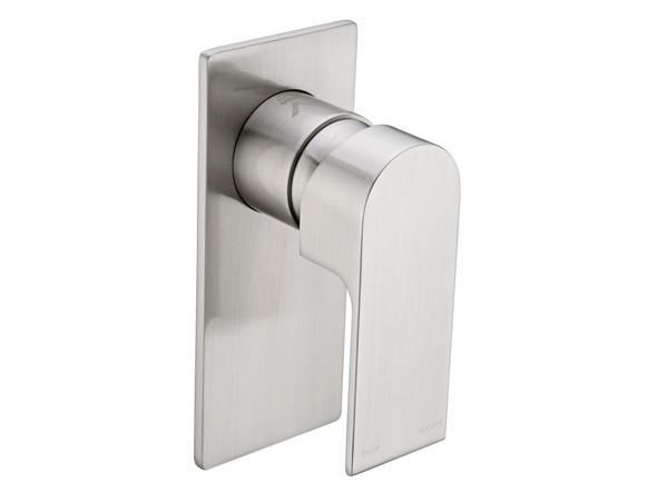 Vitra  Wall Mixer Tap (Brushed Nickel) - 13947