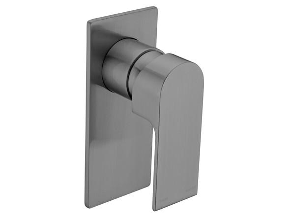 Vitra  Wall Mixer Tap (Gun Metal Grey) - 13953