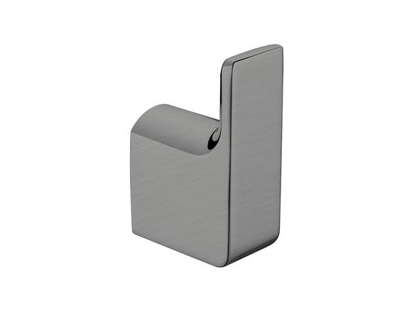 Pearl/Vitra  Robe Hook Accessory (Gun Metal Grey) - 14050