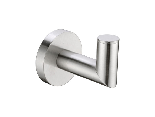 Dolce  Robe Hook Accessory (Brushed Nickel) - 14088