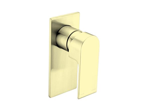 Vitra  Wall Mixer Tap (Brushed Gold) - 14141