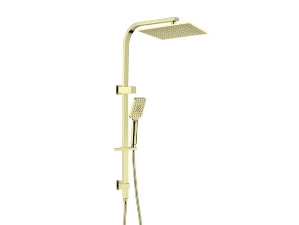 Celia  Shower Rail Set Tap (Brushed Gold) - 14145