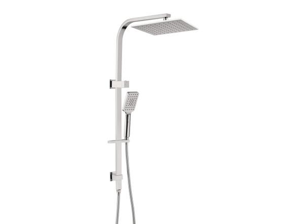 Celia  Shower Rail Set Tap (Brushed Nickel) - 14146