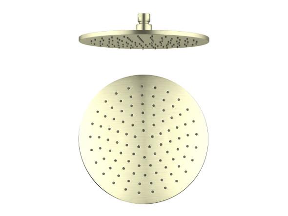 Shower 250mm Shower Head Tap (Brushed Gold) - 14156