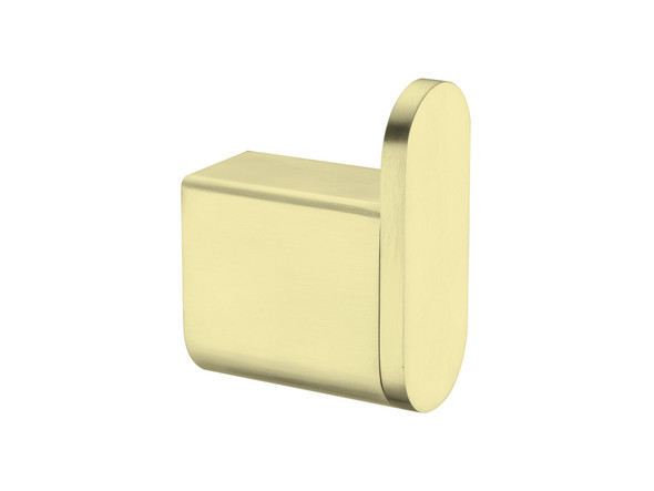 Bianca  Robe Hook Accessory (Brushed Gold) - 14161