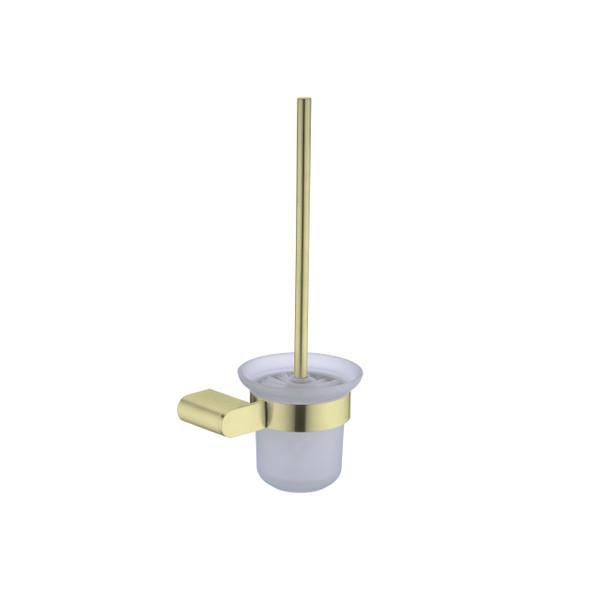Bianca  Toilet Brush Accessory (Brushed Gold) - 14170