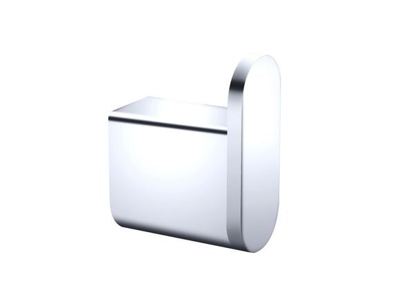 Bianca  Robe Hook Accessory (Chrome) - 14176