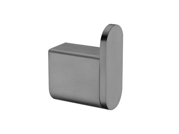 Bianca  Robe Hook Accessory (Gun Metal Grey) - 14188