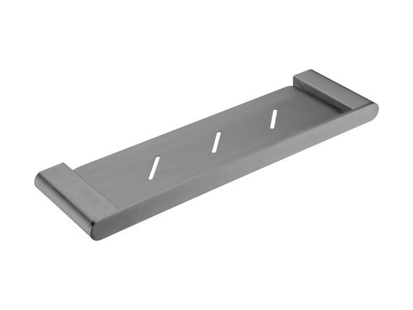 Bianca  Shower Shelf Accessory (Gun Metal Grey) - 14192