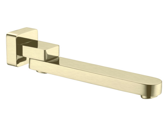 Ecco/Vitra  Bath Spout Tap (Brushed Gold) - 14220