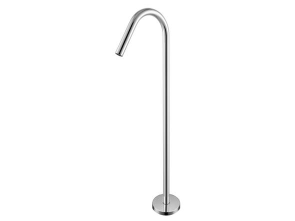 Bianca Floor Standing Bath Spout Tap (Chrome) - 14228
