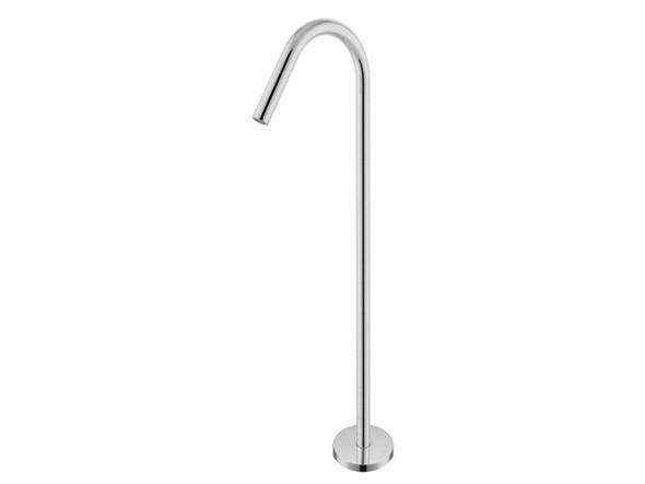 Bianca Floor Standing Bath Spout Tap (Brushed Nickel) - 14230