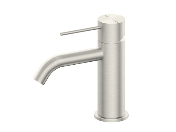 Mecca  Basin Mixer Tap (Brushed Nickel) - 14302
