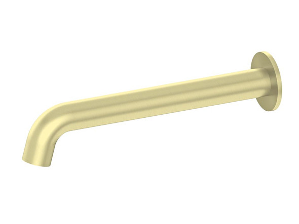 Mecca 160mm Droop Spout Tap (Brushed Gold) - 14314