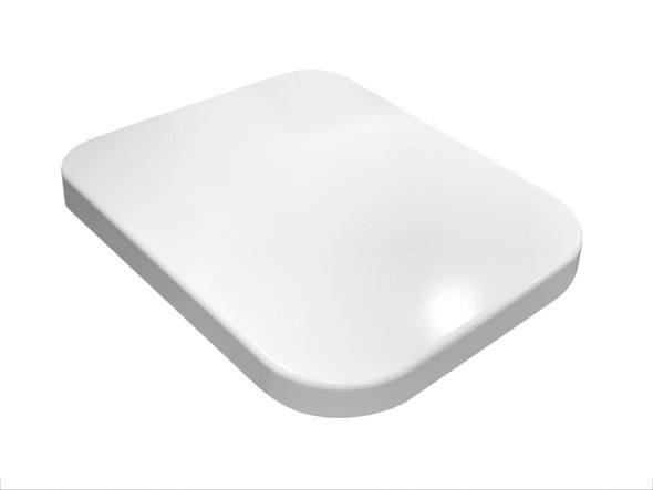 ZDX829 Soft Close Seat Toilet (White) - 14336