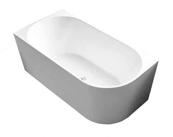 Malvern XI CNR 1500-L Free Standing Bath (White) - 14355
