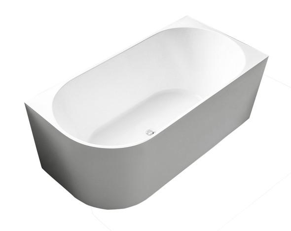 Malvern XI CNR 1500-R Free Standing Bath (White) - 14356